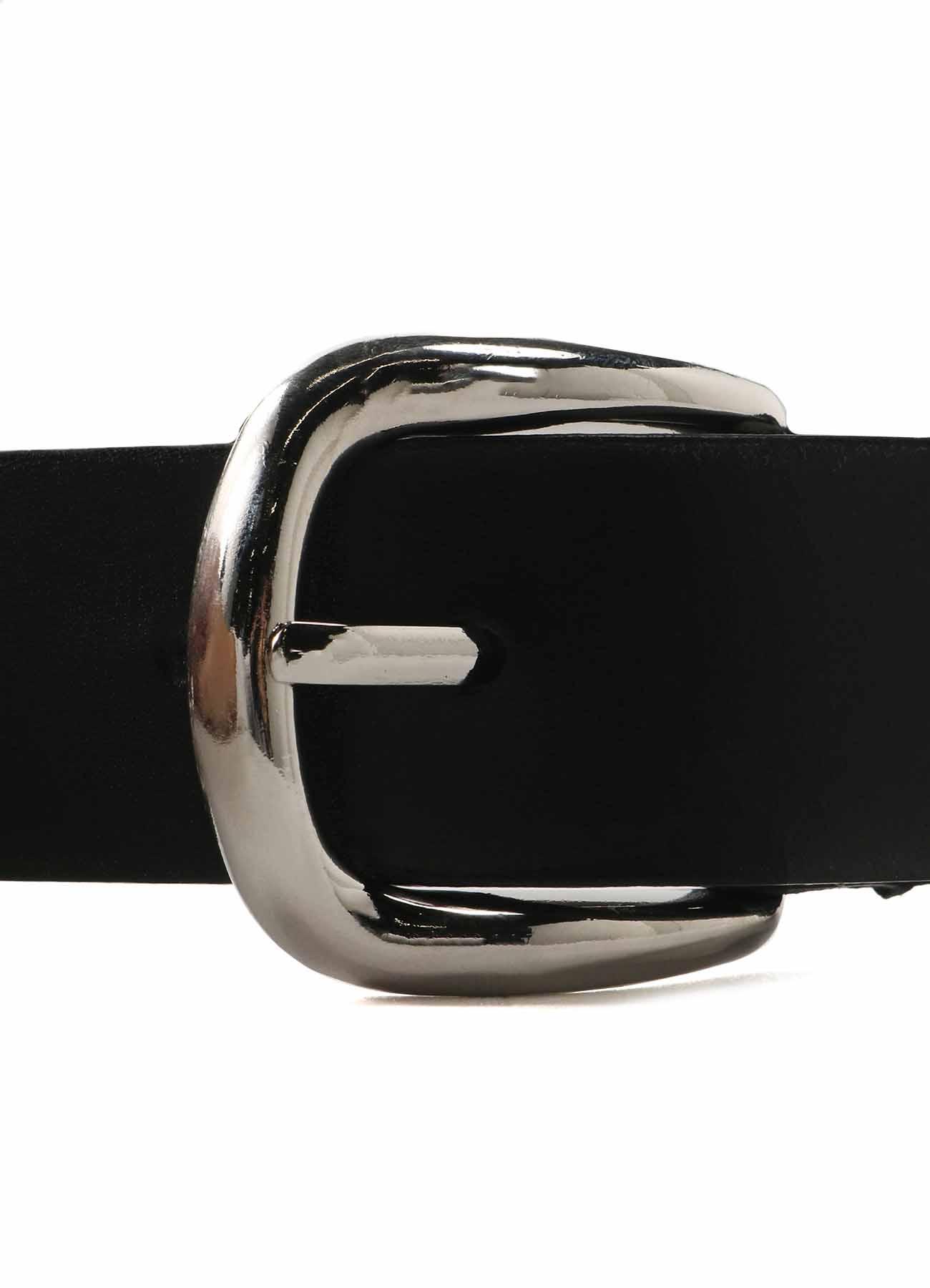 Oil Nume Leather Rivet Belt