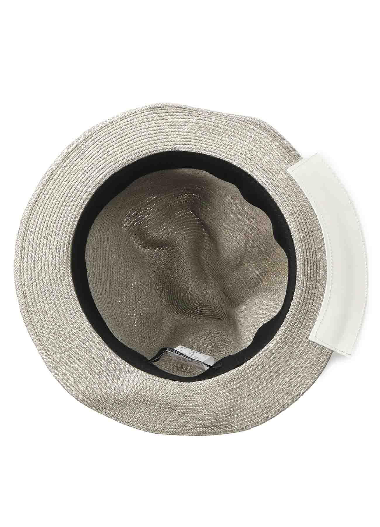 Paper Braid Mountain Hat