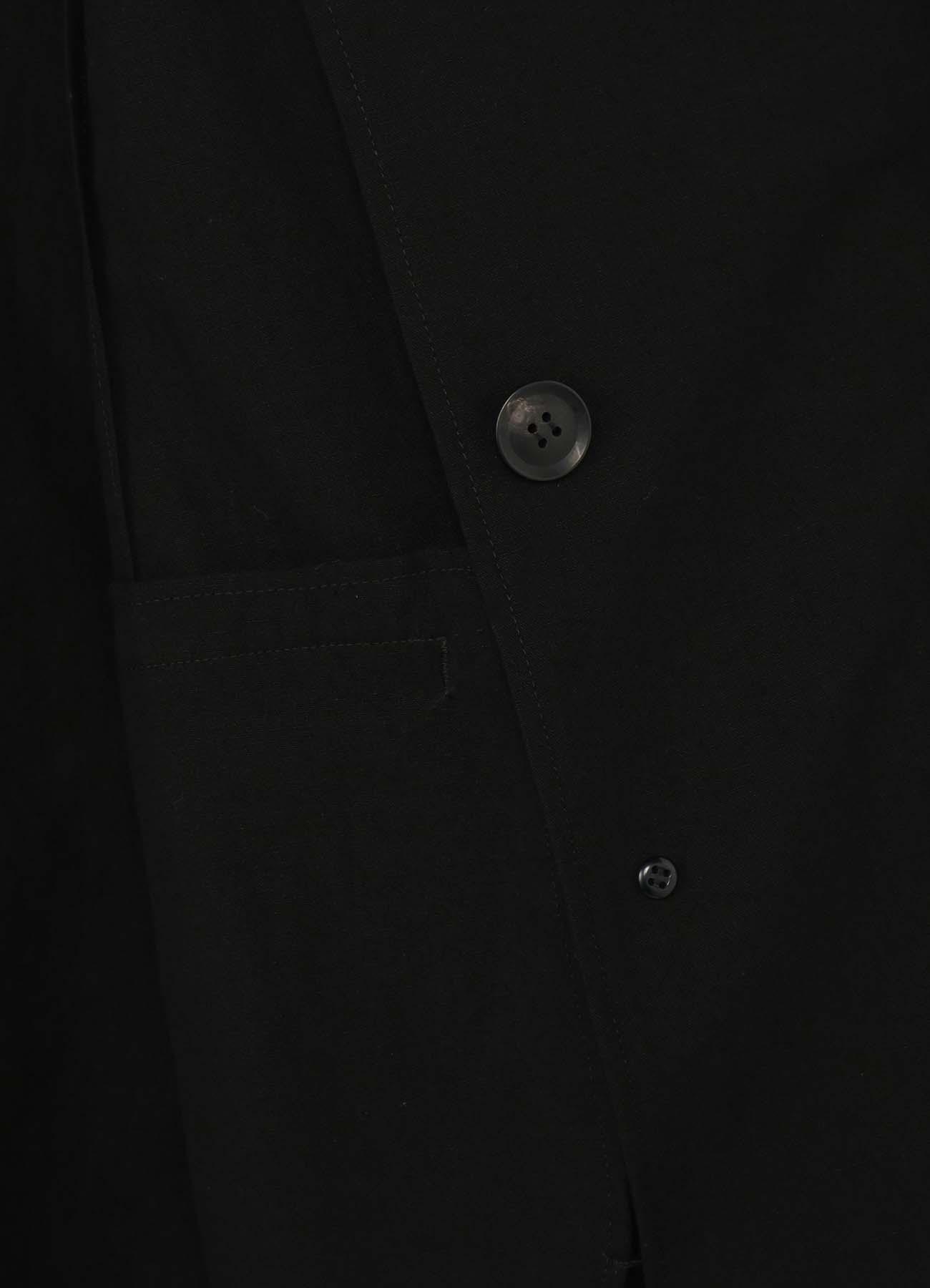 C/Li Poplin Tuck Sleeve Jacket