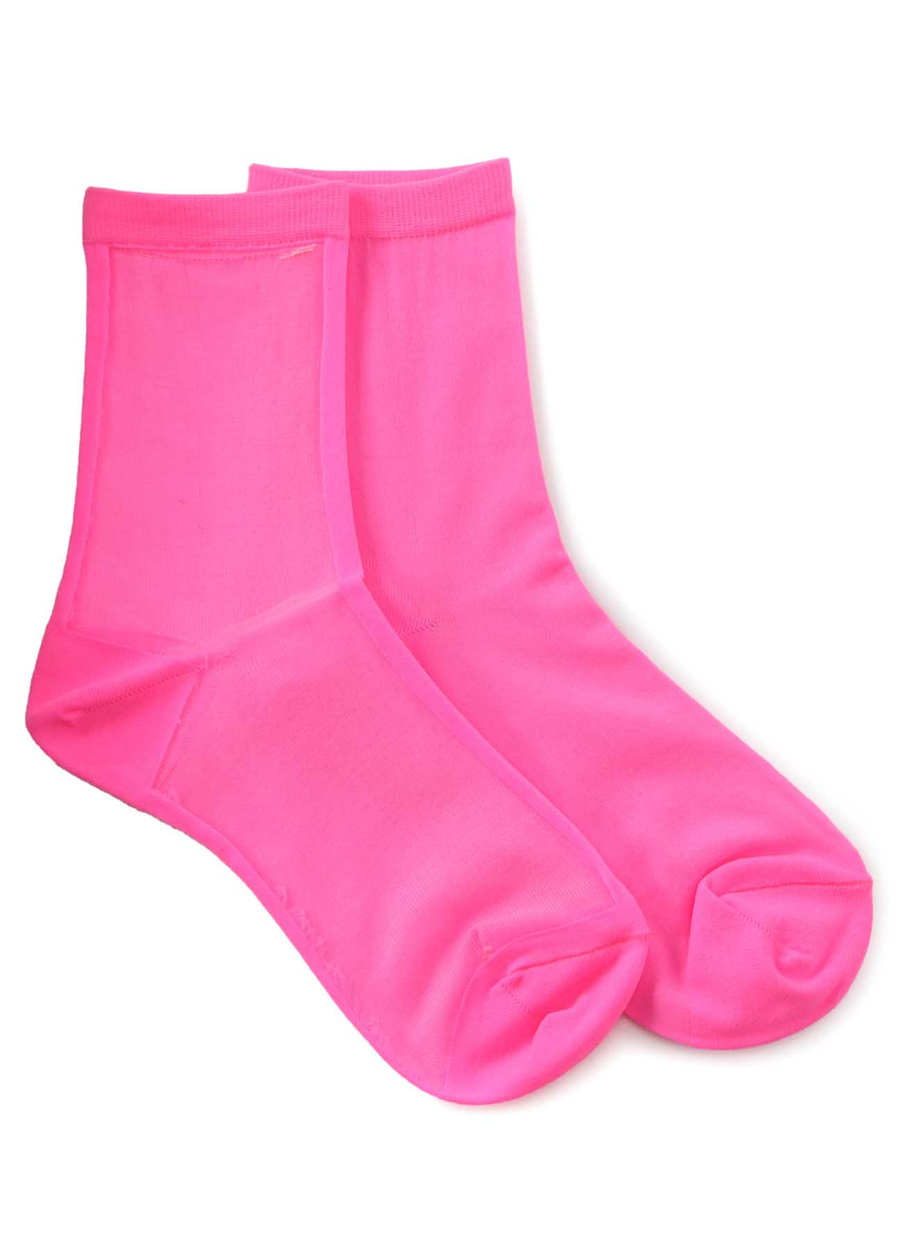 Ny/Pu Yarn Net Layered Socks