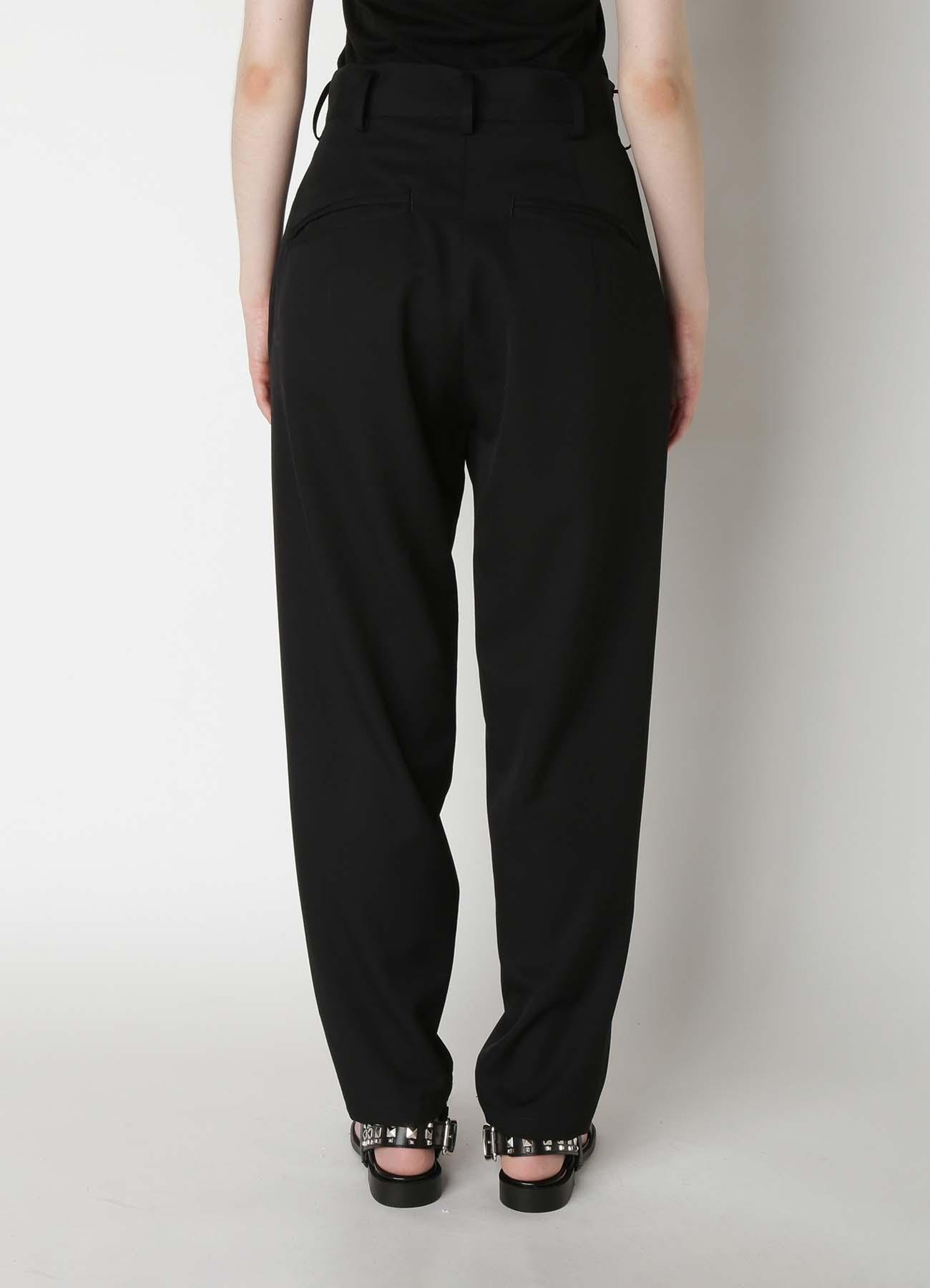 W/Gabardine Big Flap Pants