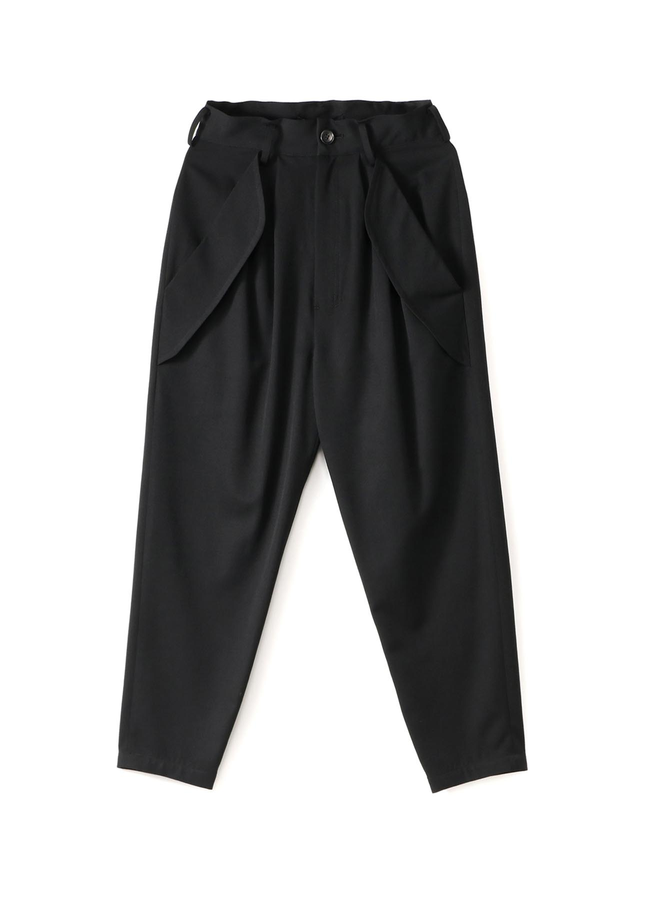 W/Gabardine Big Flap Pants