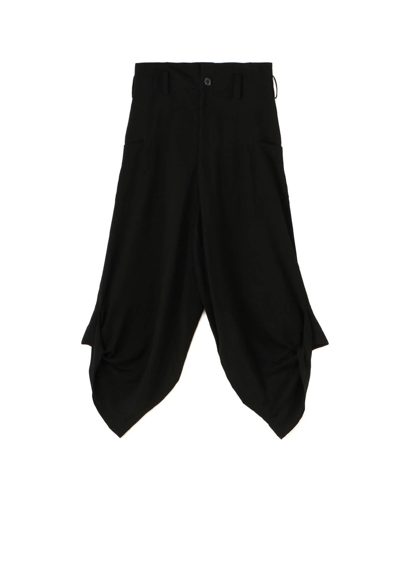 Ten/Cu Tussah Roll Up Pants