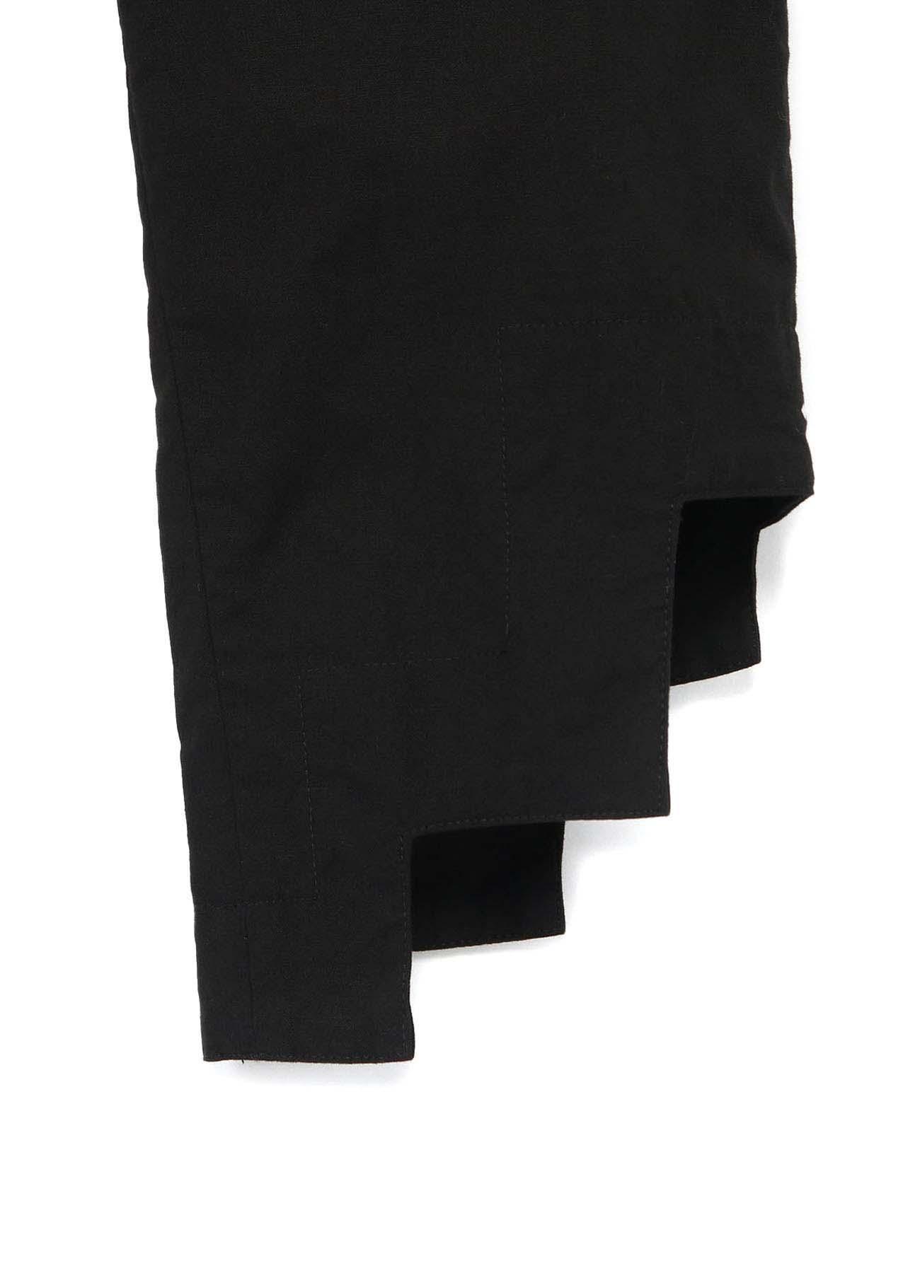 Cotton Cloth Block Design Pants