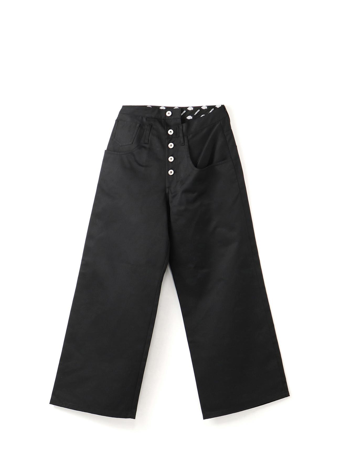LIMI feu×Dickies T/C twill Twist Pants