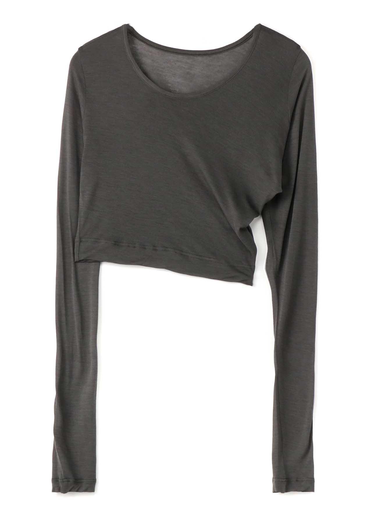 Ry/Si Plain Stitch Short Design T