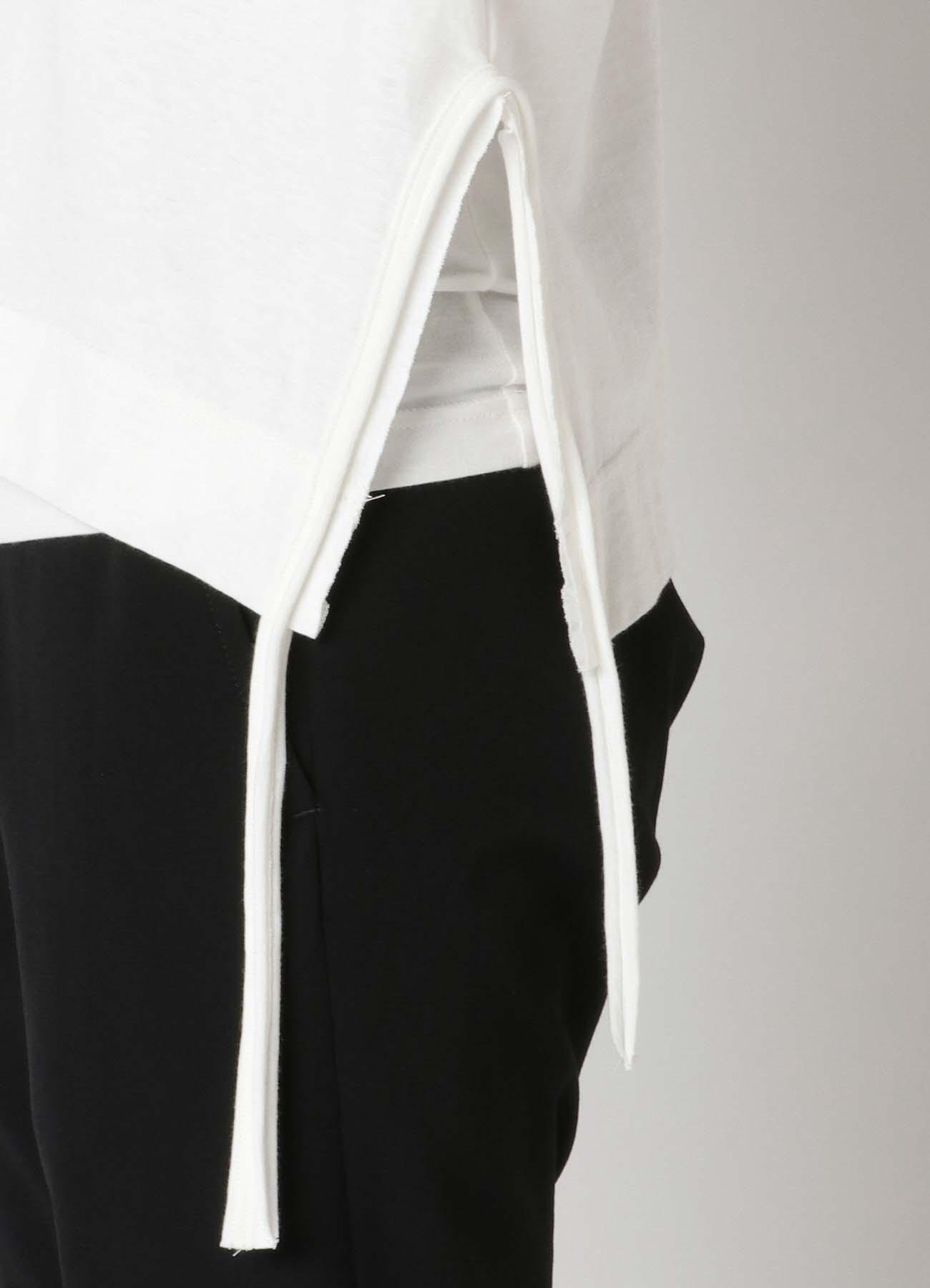 30/-sz Cotton Strong twisted Plain Stitch Asymme Design T