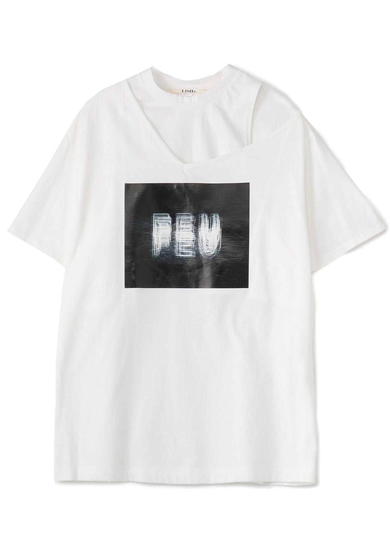 Neon [FEU] Print Layered T
