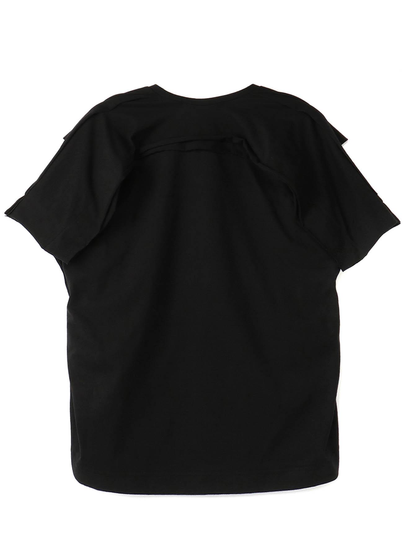 20/-C Plain Stitch Cut Out Design T