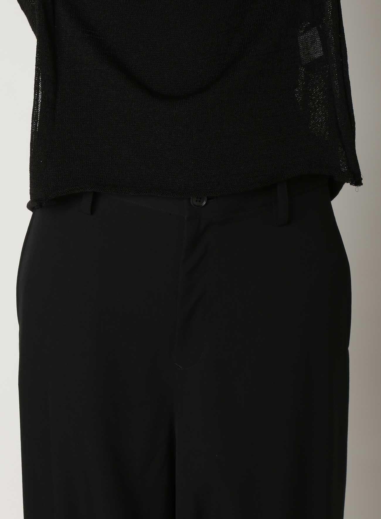 Li/Pe Knitted Plain Stitch High Neck T