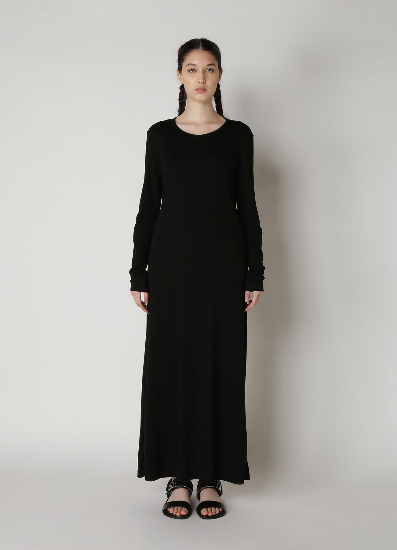 Ry/Si Smooth Back Open Dress