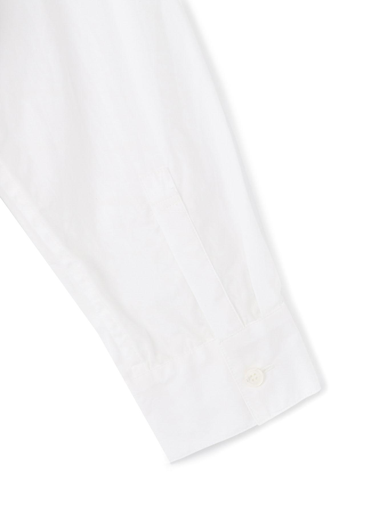 Cotton Broad Zip Shirt