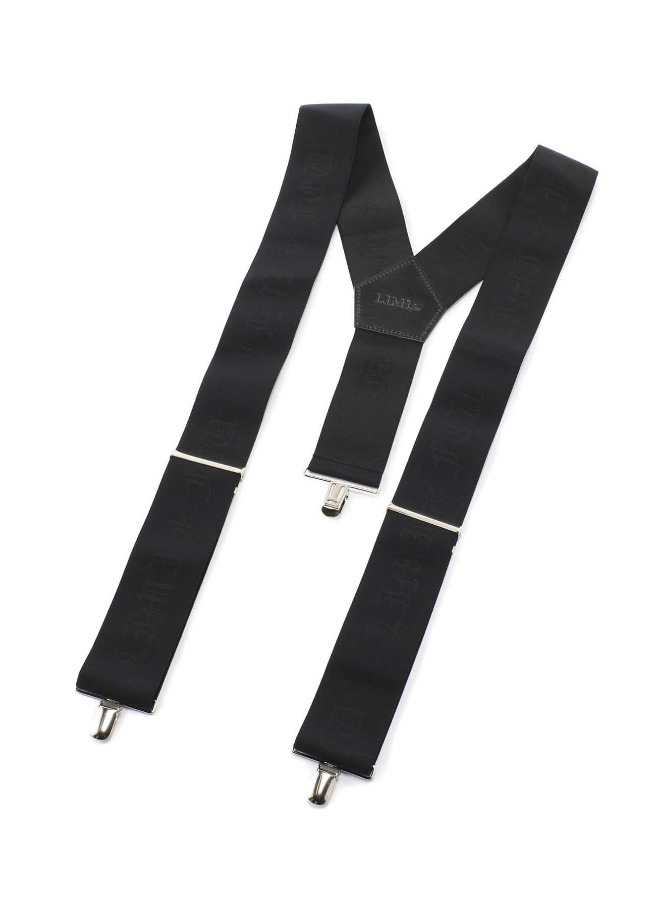尼龙LOGO橡胶吊带