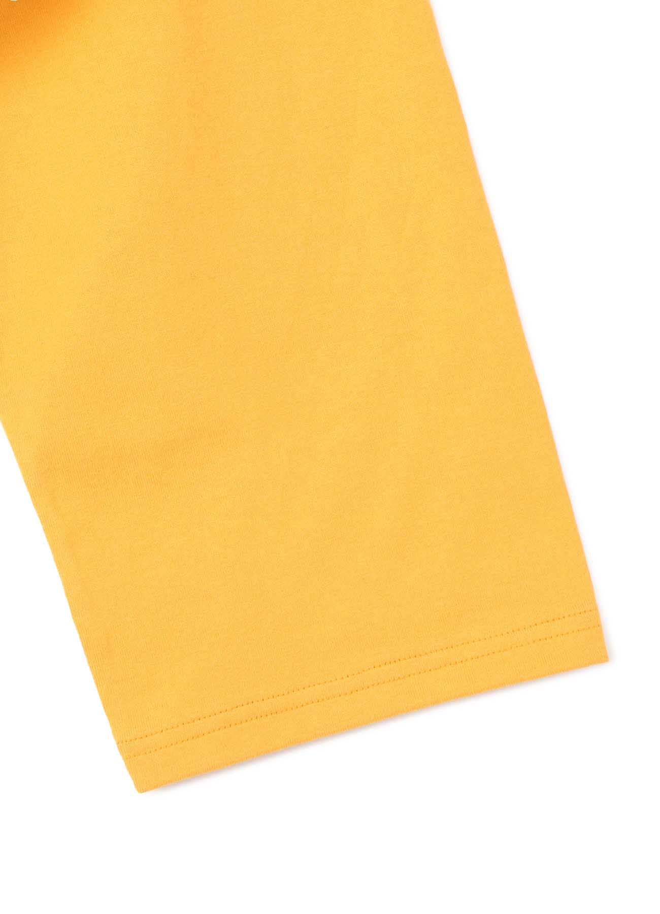 Tight Tension Plain Stitch Sleeve Zip T