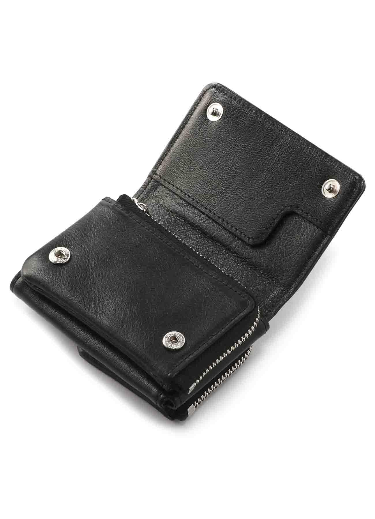 ホースレザーミニ財布