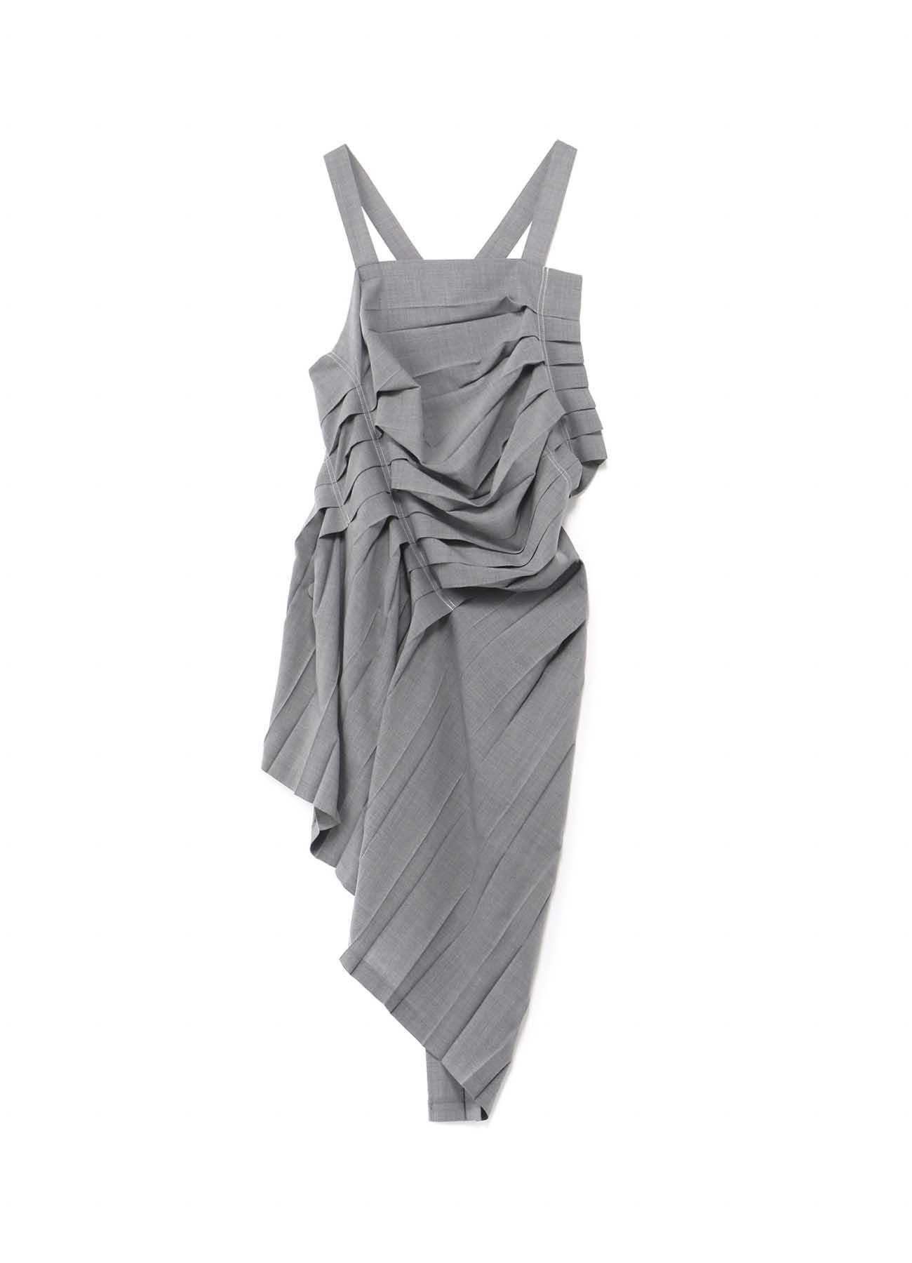 W/Peトロプリーツドレス・A
