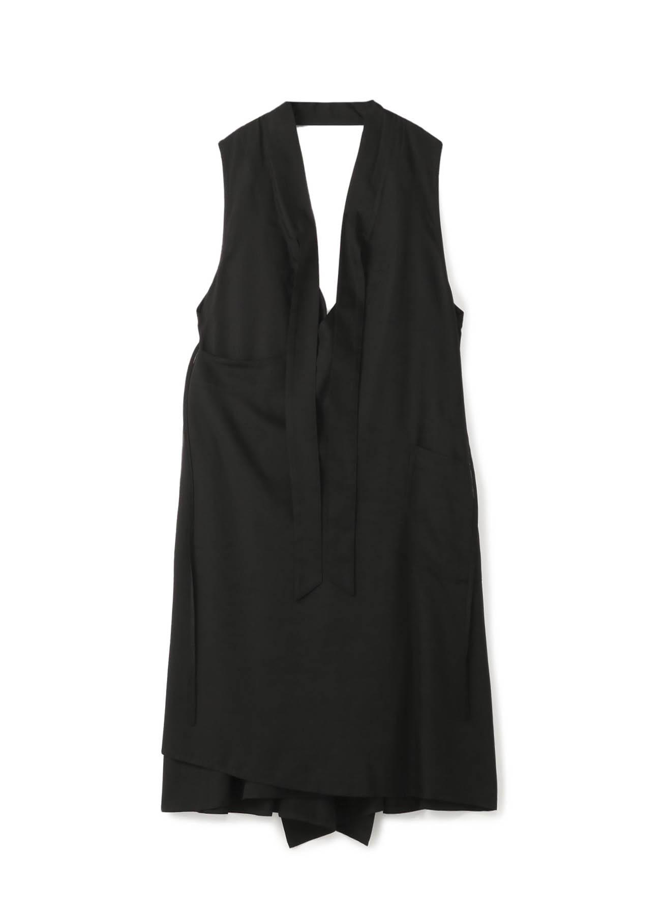 深V吊带连衣裙