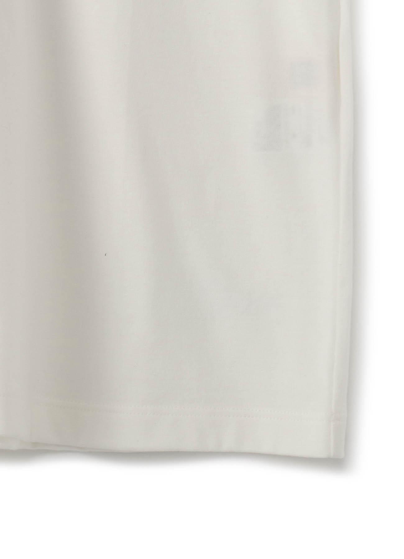 圆领宽松长袖T恤
