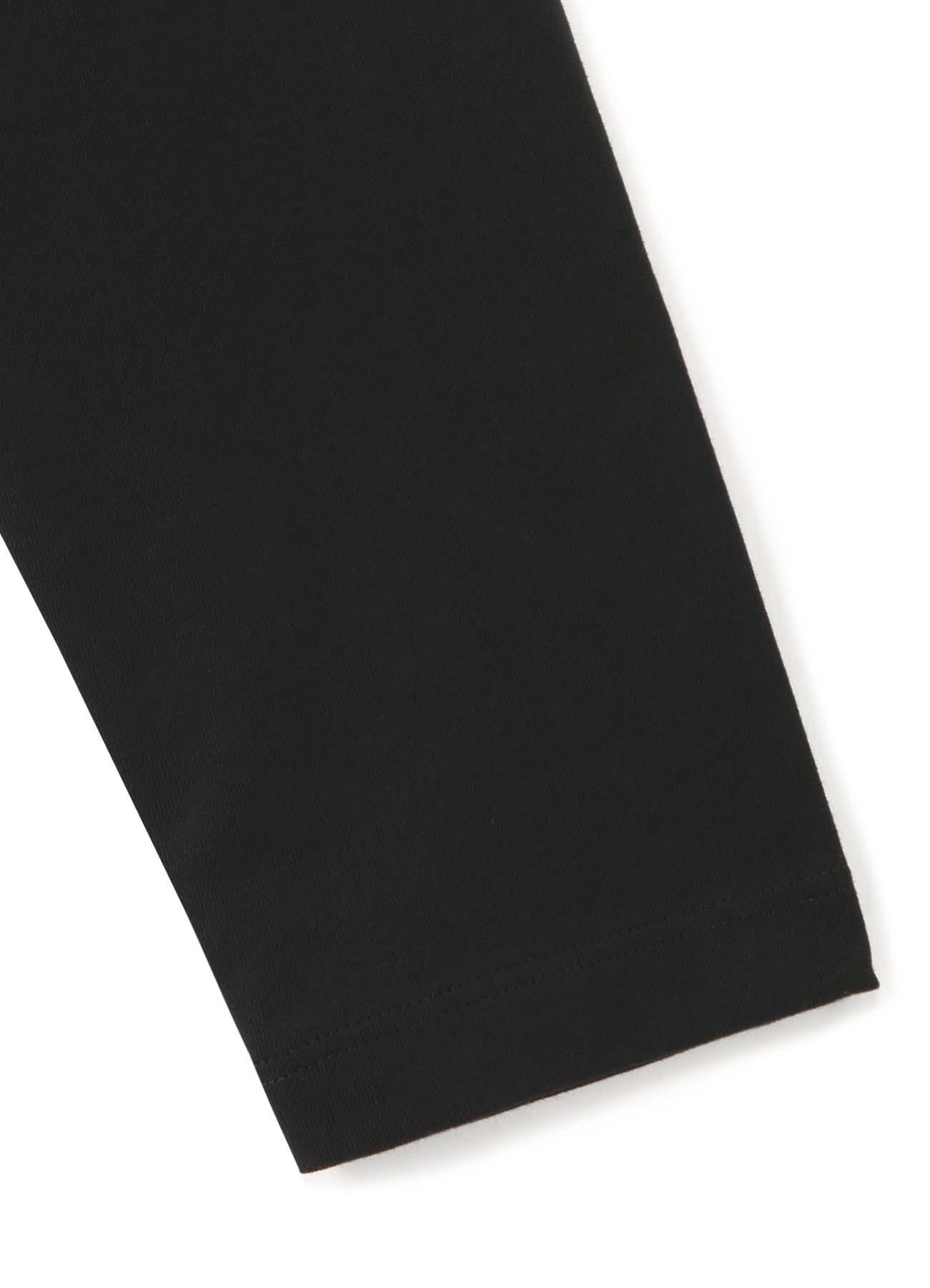Soft C Plain Stitch Loose LongT