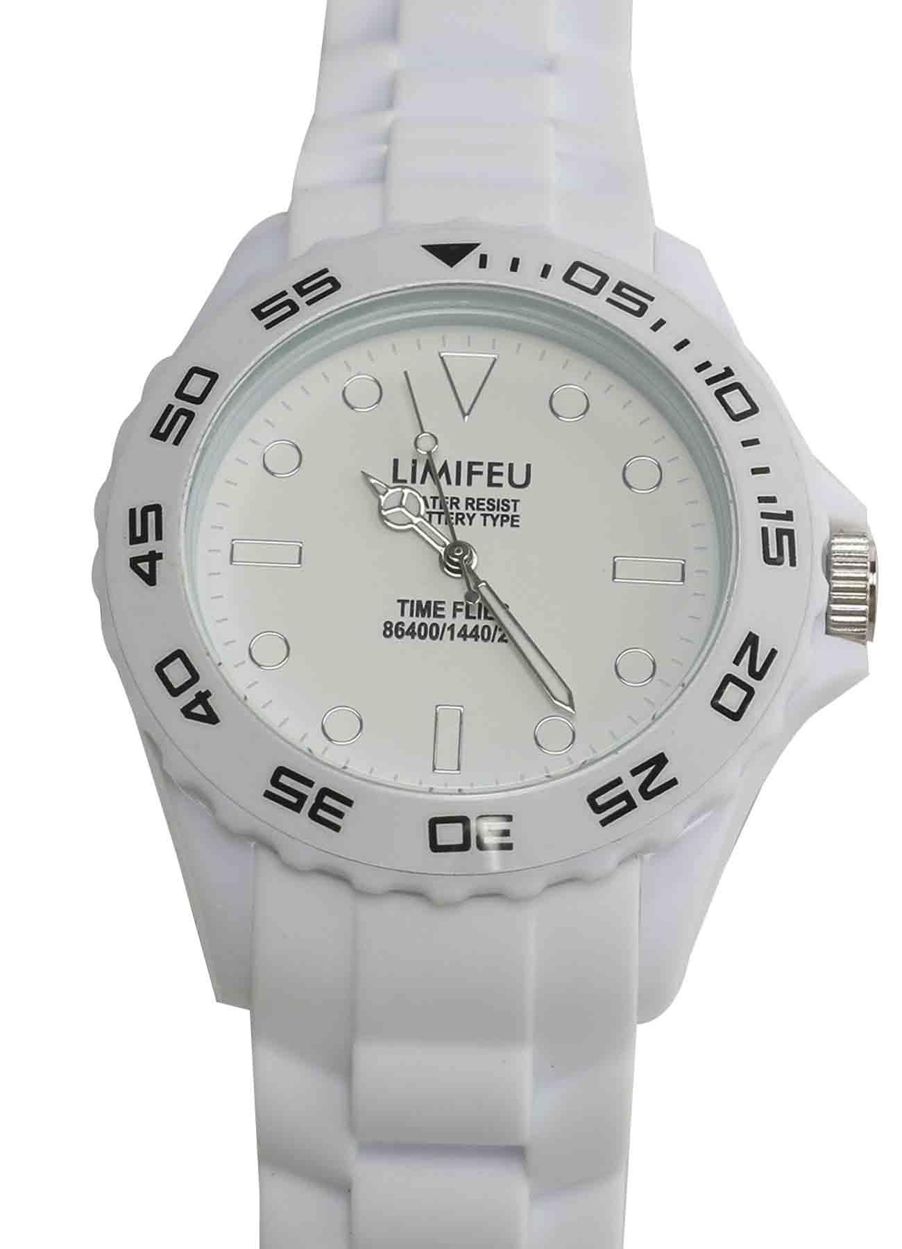Time flies Wrist watch
