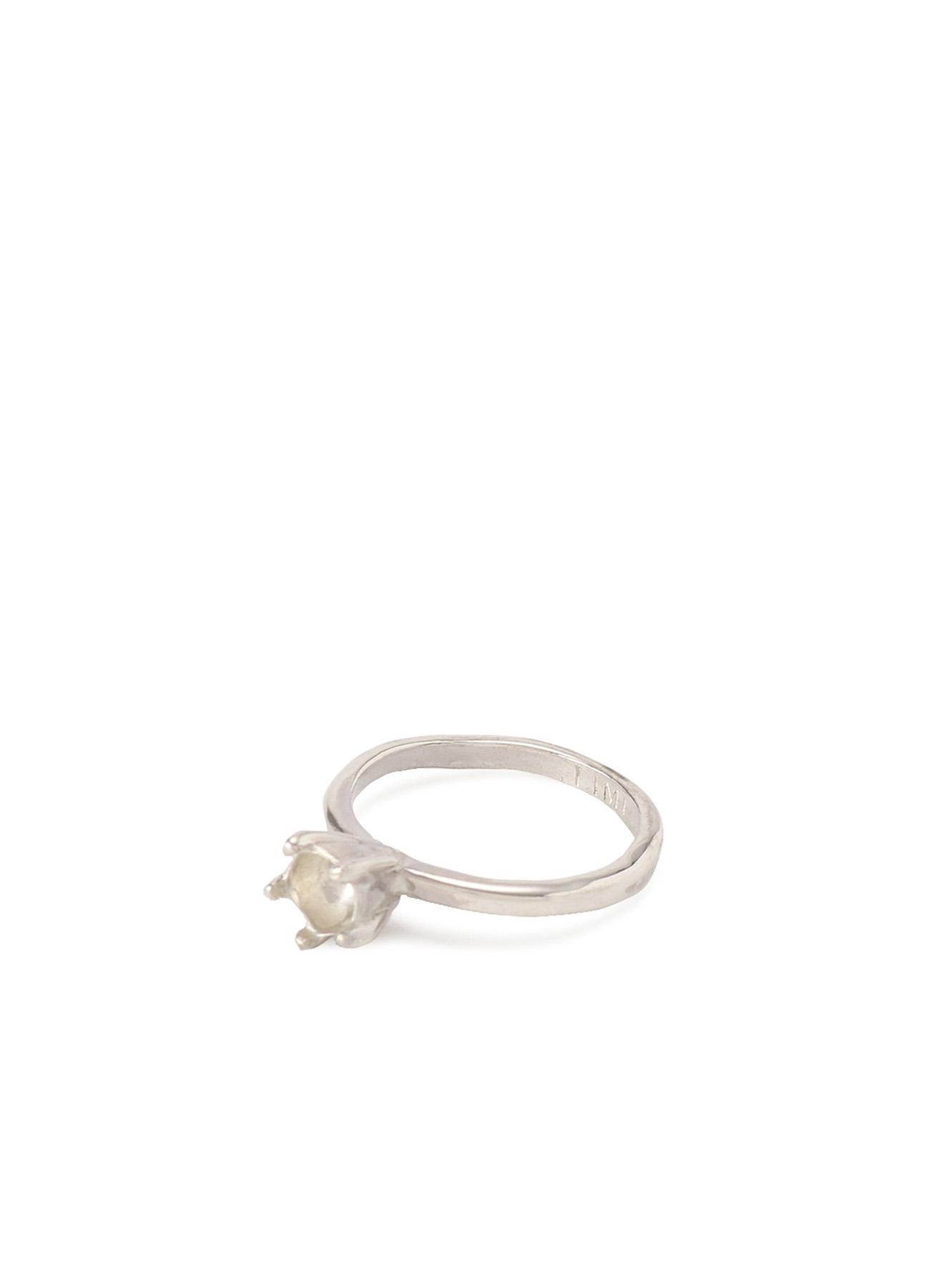 925银底座戒指-A