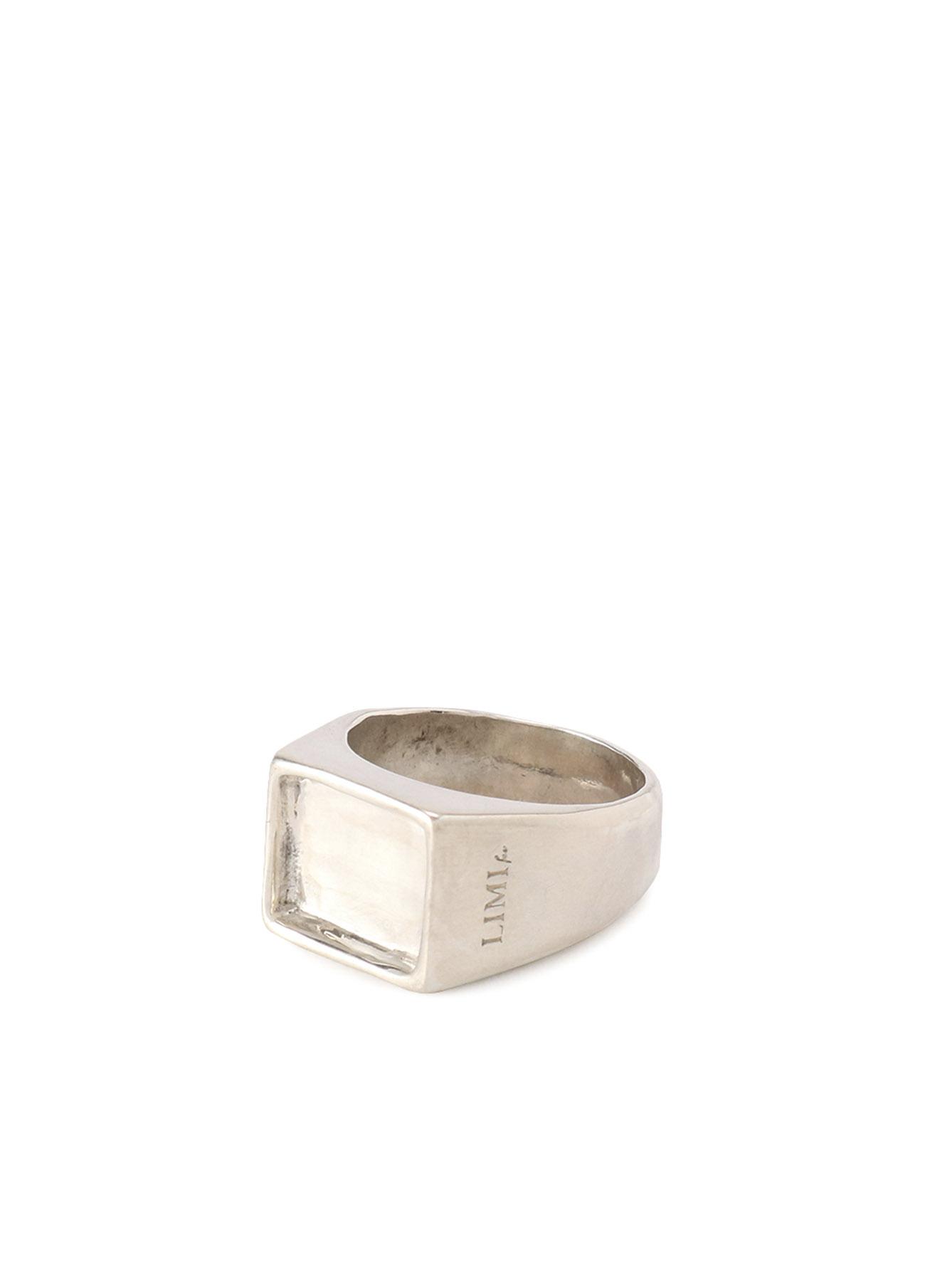 925银底座戒指B