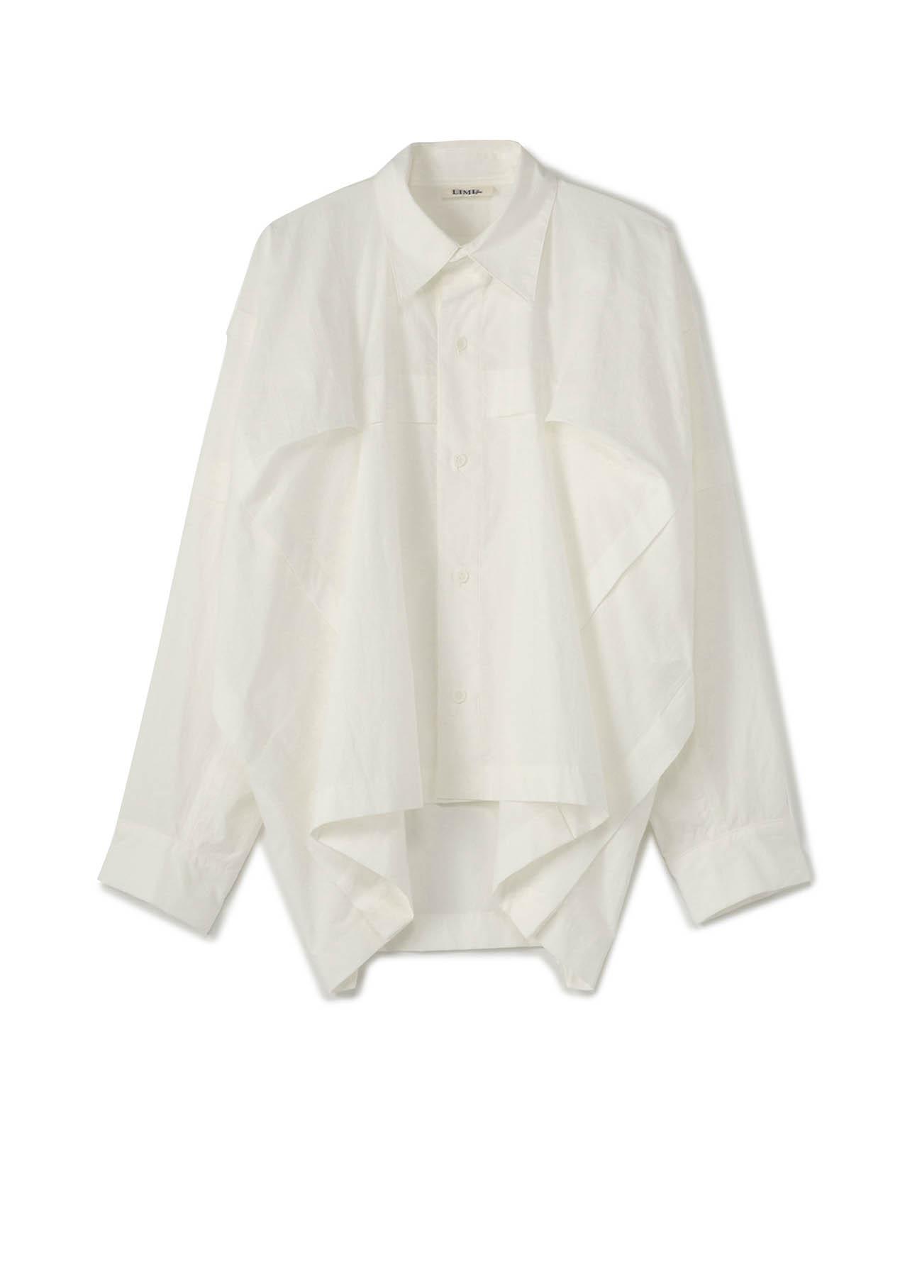 打字机褶shirt衬衫