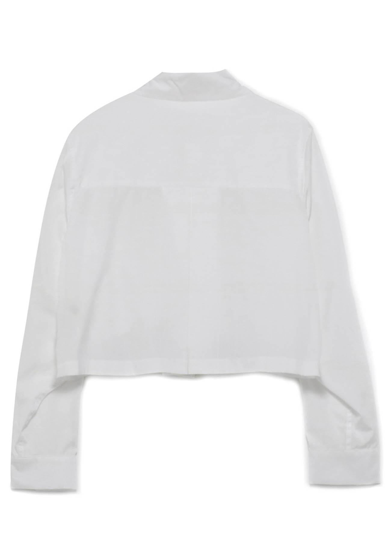 100/2 ブロードBタレポケショートシャツ