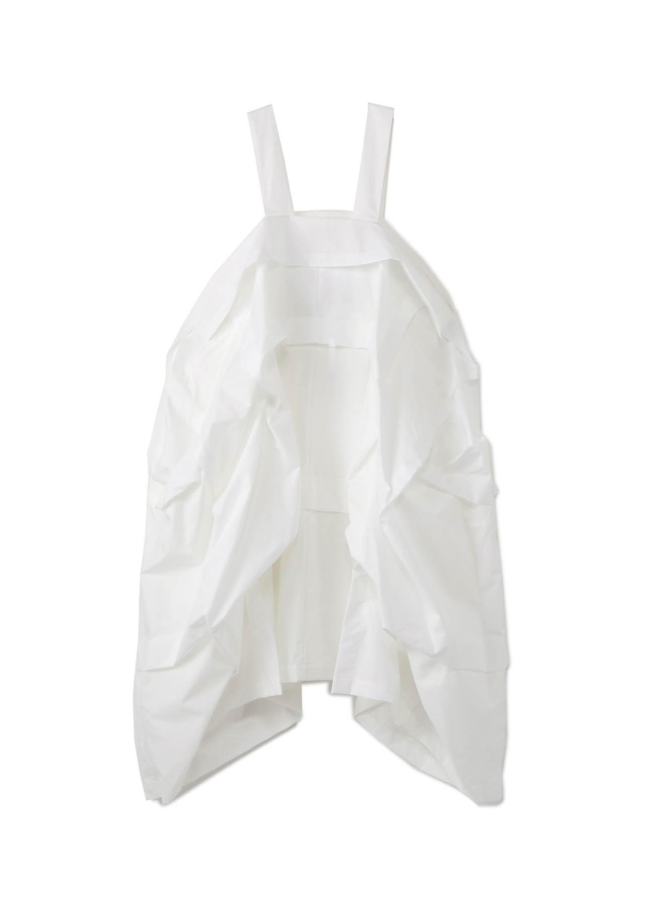 Ny/タッサーキャミタックドレス