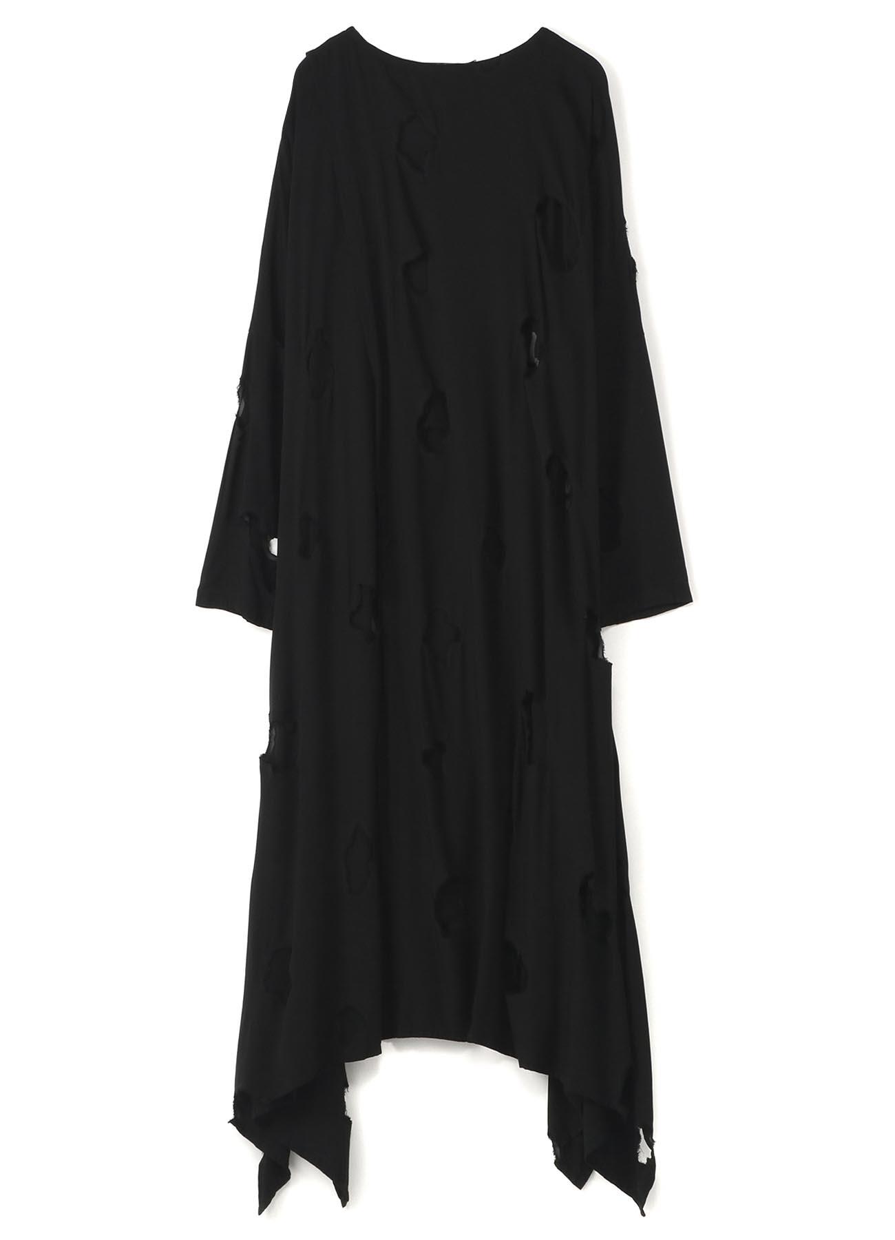 ホールツイルレイヤードドレス・B
