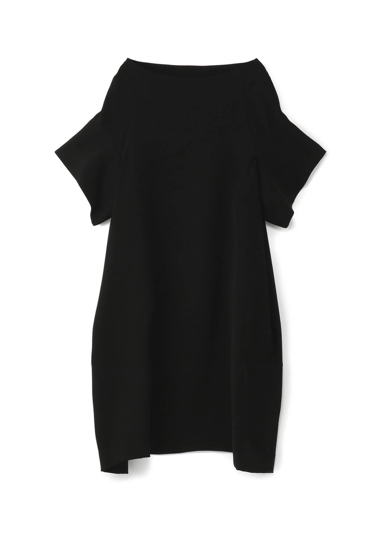 变形袖口连衣裙