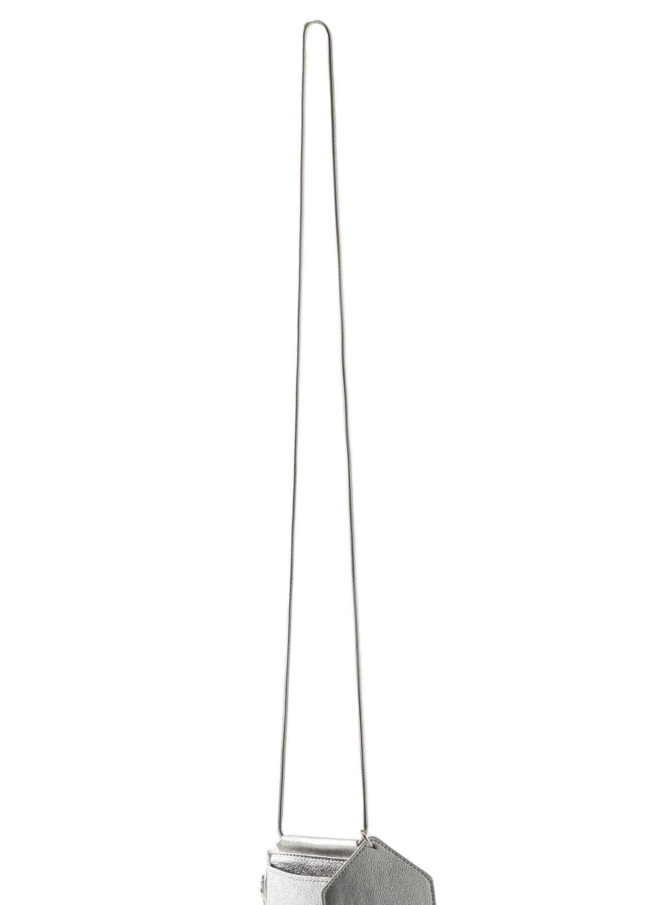 シュリンクレザーモバイルケース