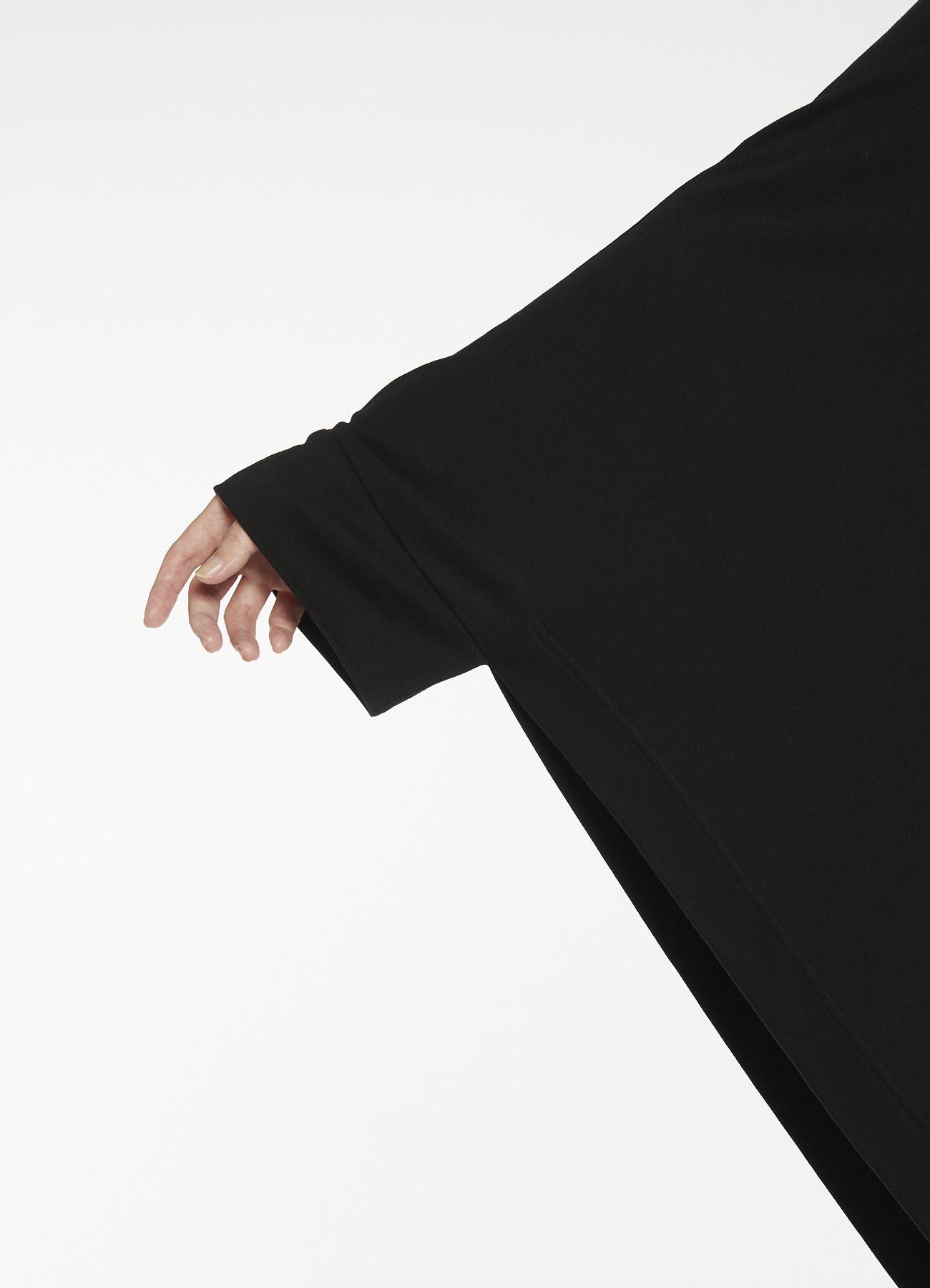 Ten/PeスムースポンチョT