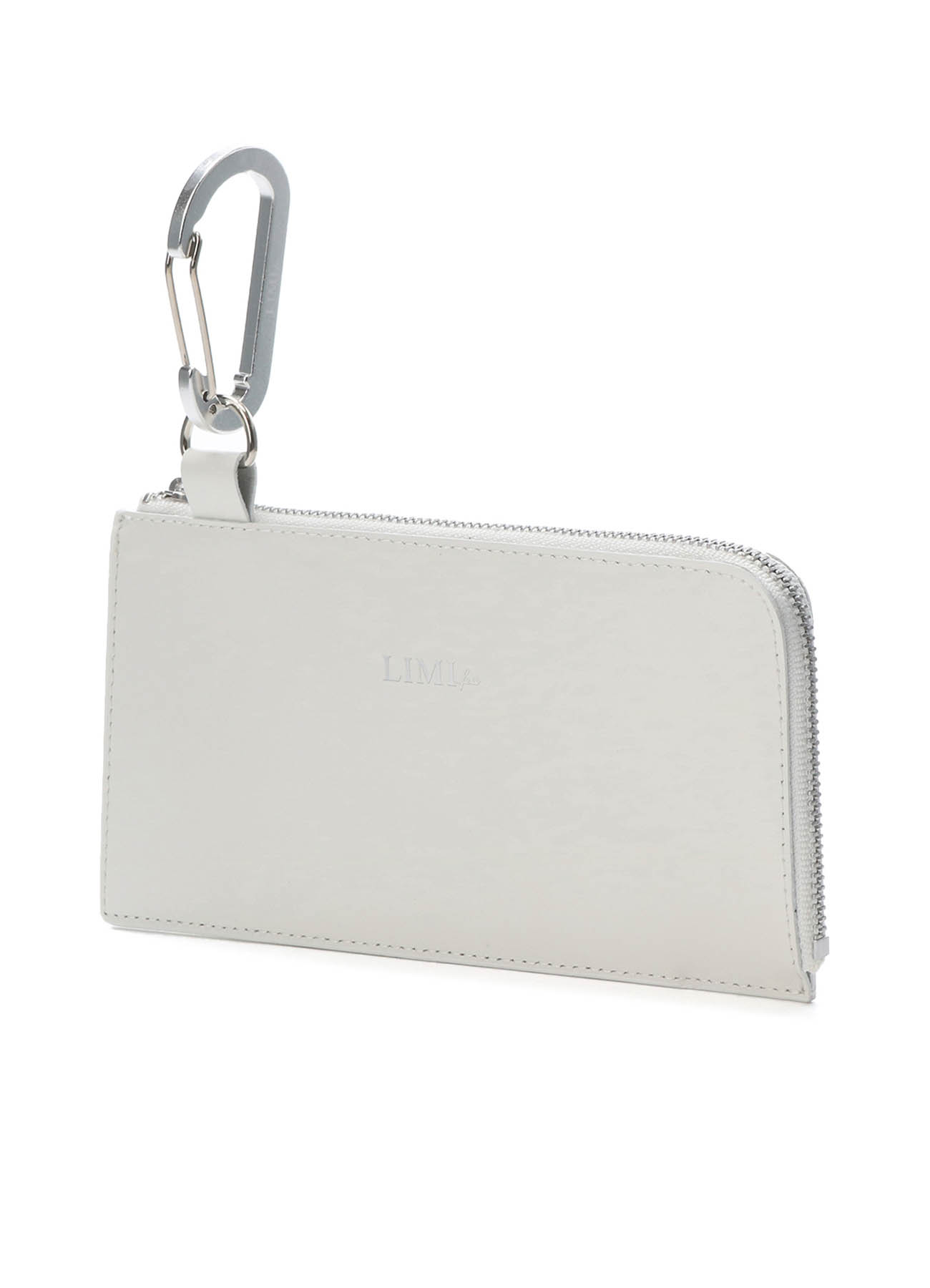 Sheep Glass Leather Long Wallet