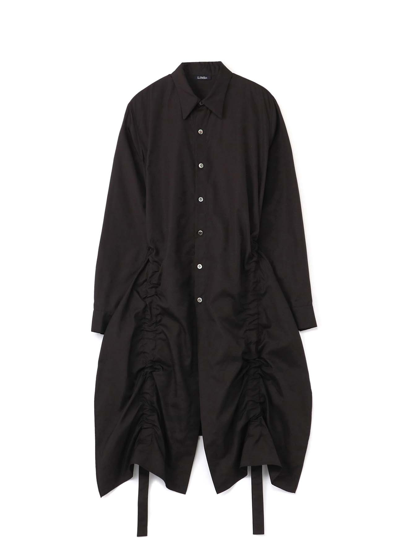 100/2 Broad B Shirring Shirt
