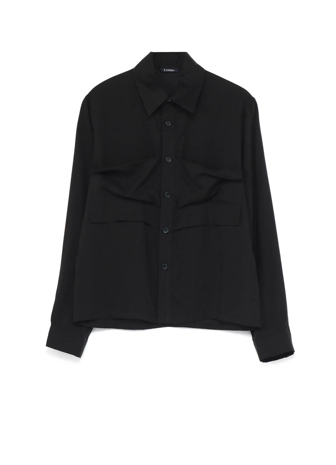 Soft Lawn Square Pocket Shirt