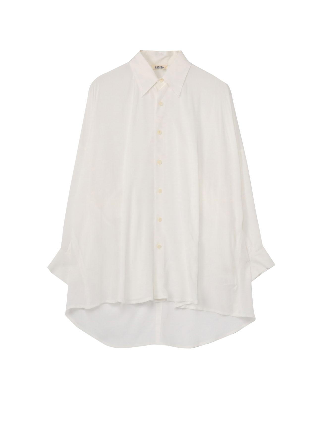 Rayon Lawn back Drape Shirt