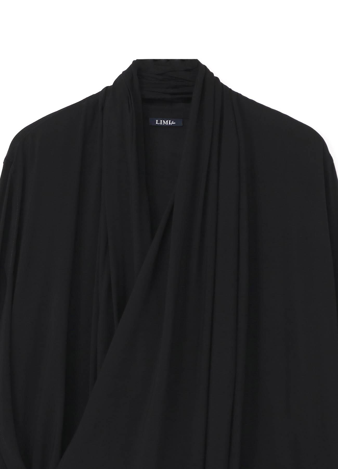 Rayon Lawn Cache-coeur Shirt