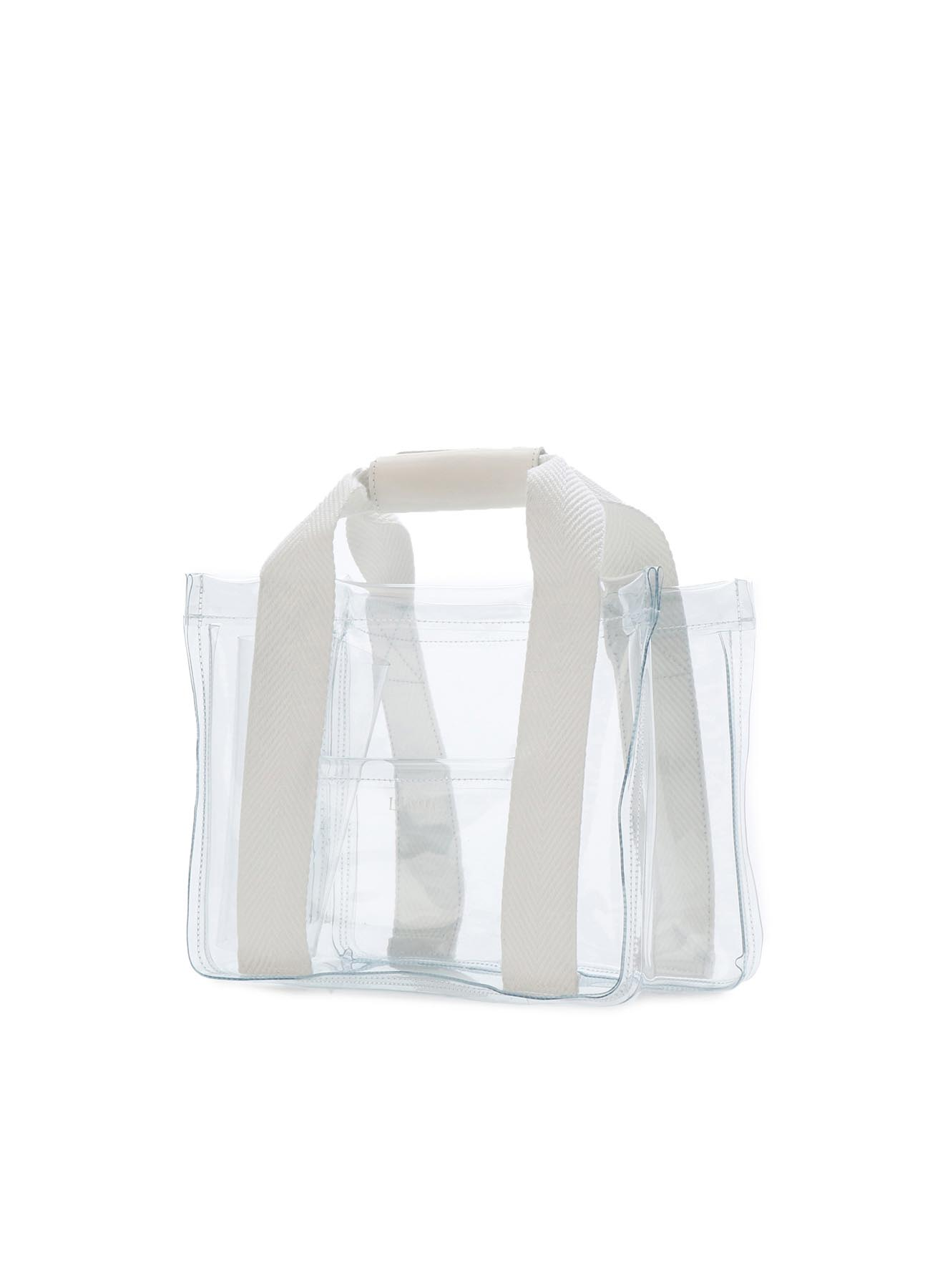[THE SHOP Limited Product] PVC Hand Bag