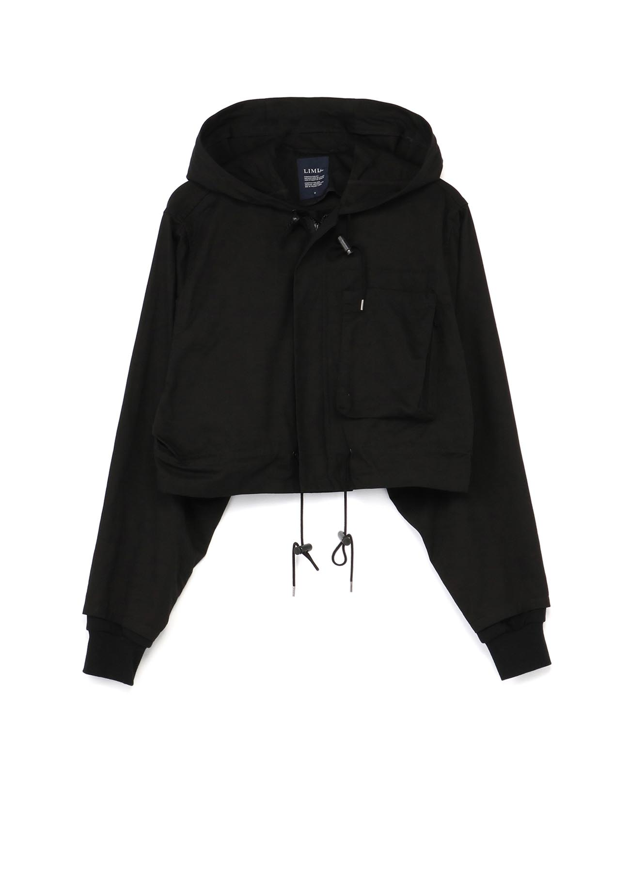 Soft Twill Outside Pocket Short Jacket