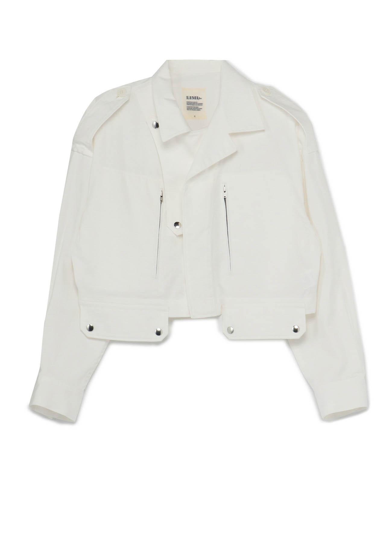 16/- Twill Military Short Jacket