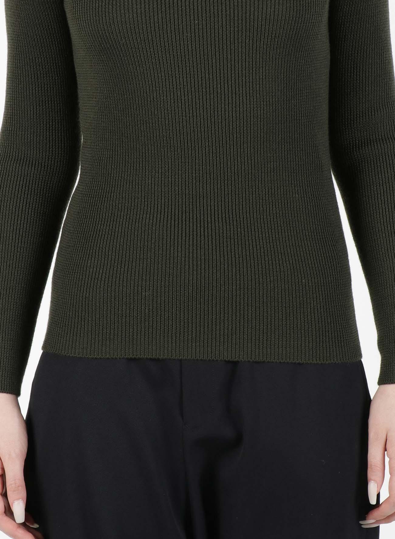 W/Washable Season Colour Short Turtle Knitwear
