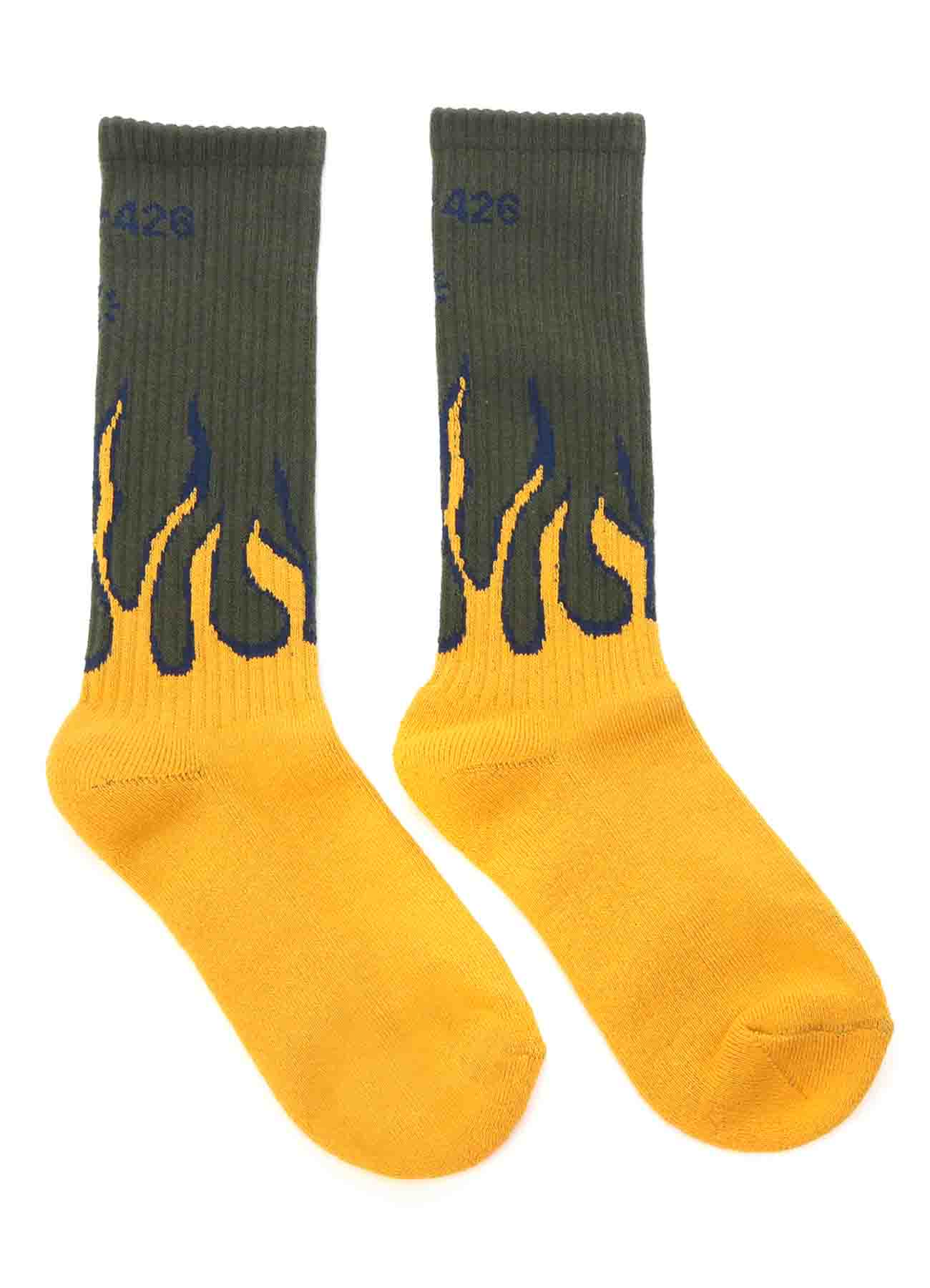 feu Loading Jacquard Skater Socks