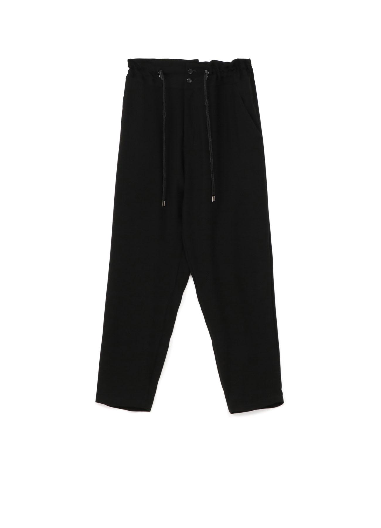 Double Satin Drawstring Pants