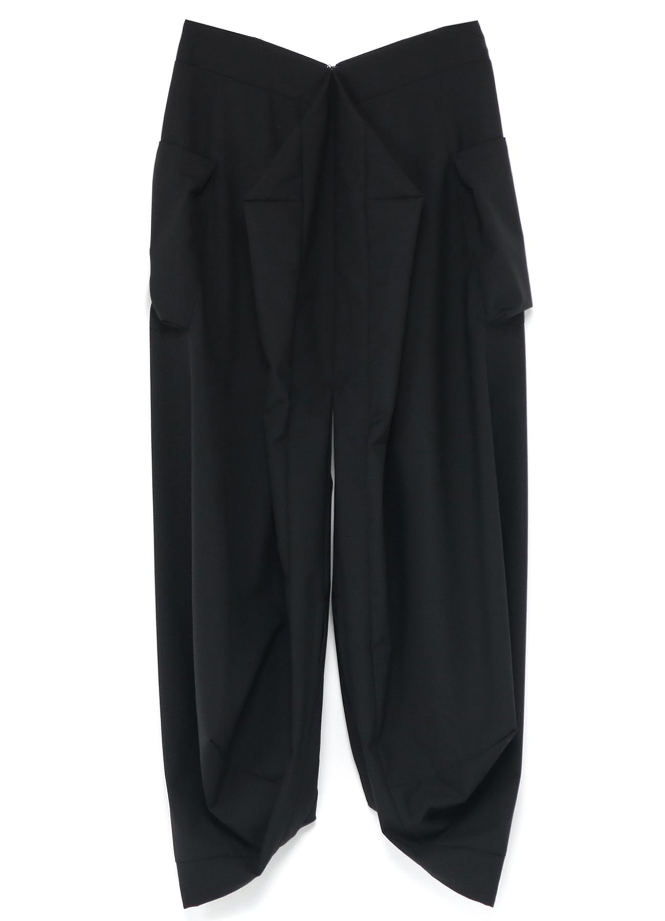 W/Moh Tropical Square Pants