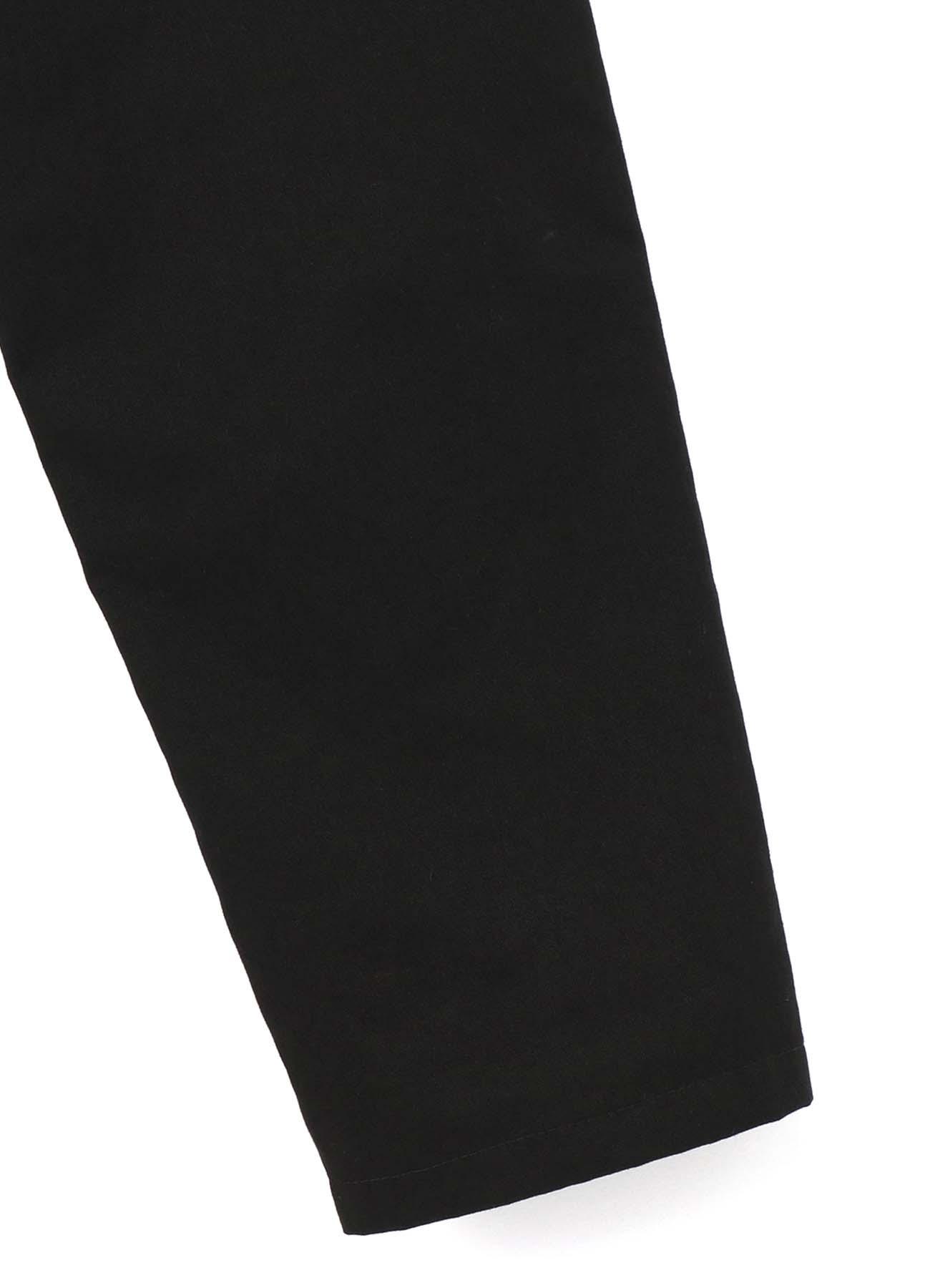 Soft Twill Long Tape Pants