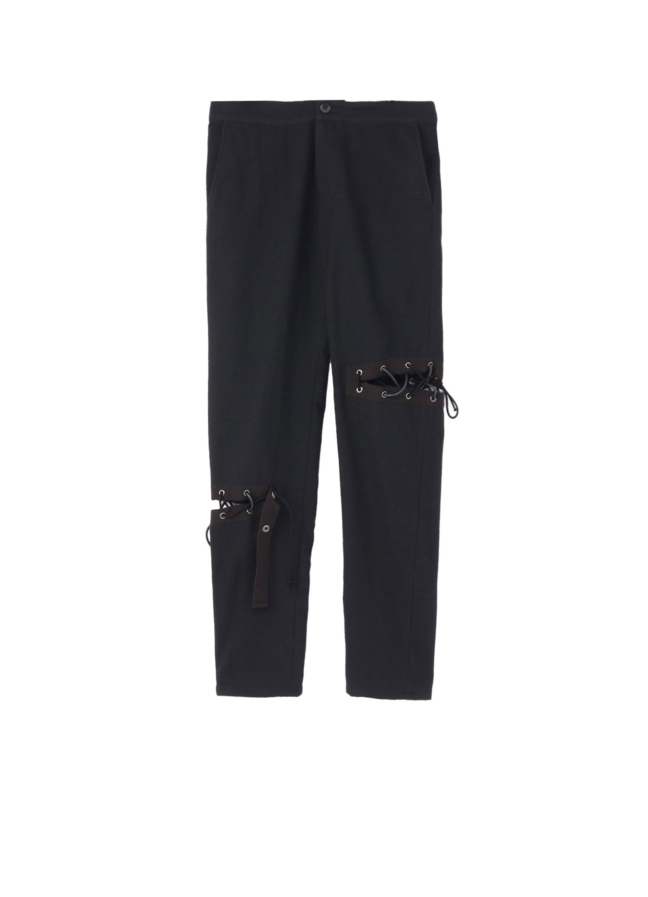 Light Serge Knitted Pants