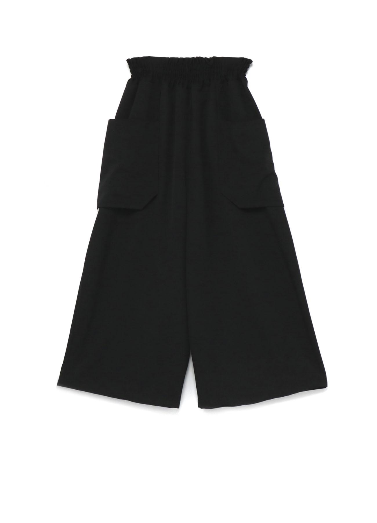 W/Gabardine Pocket Pants