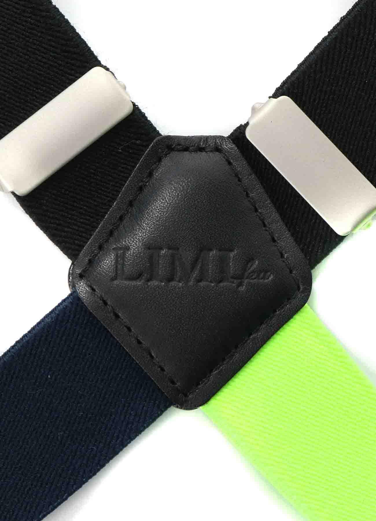 Woolly Rubber Design Suspenders