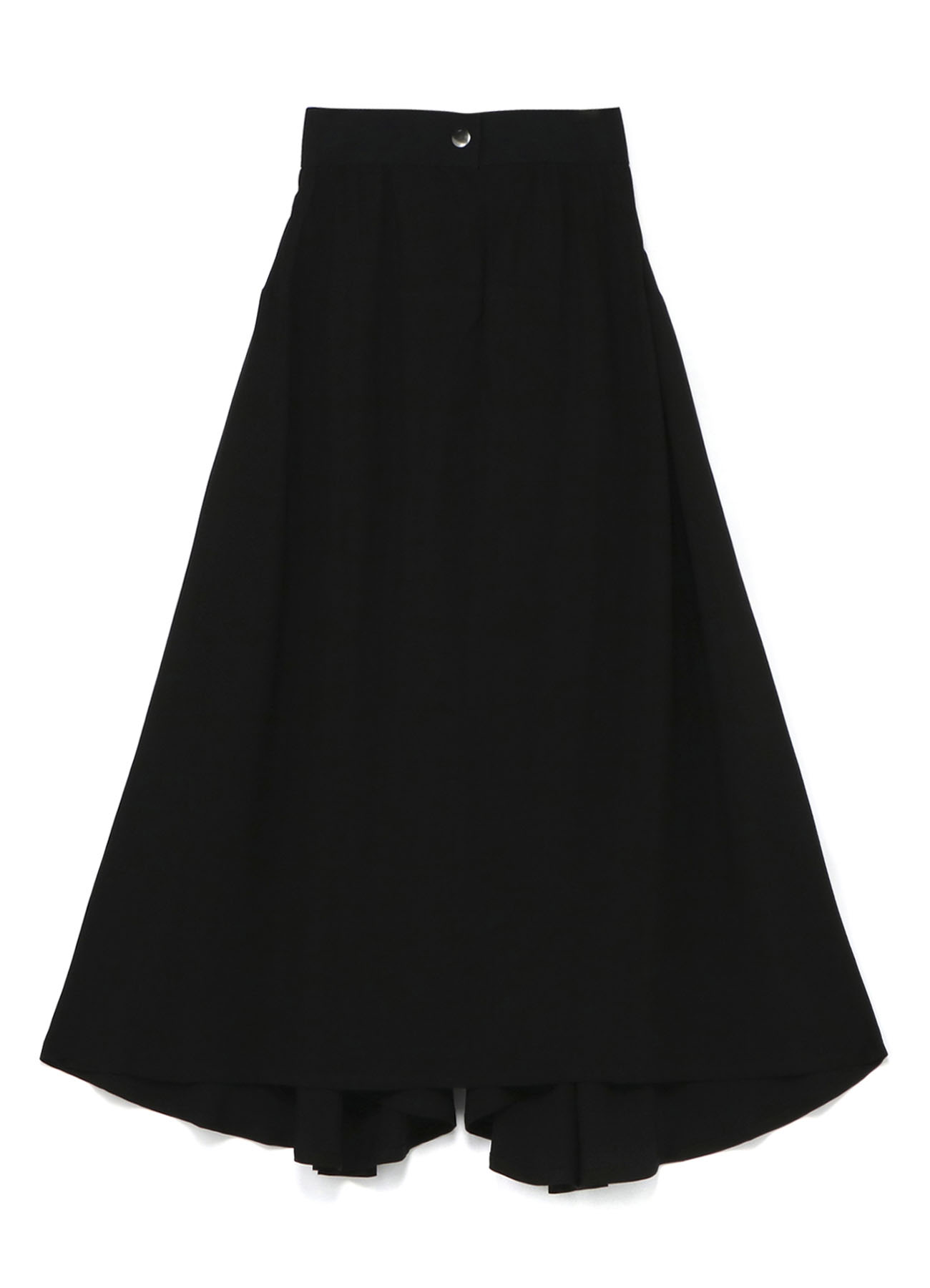 Ry/Cu Tussah Switching Skirt